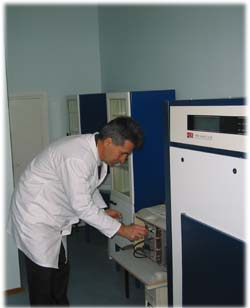 Sample Preparation AMS Measurement Calibration